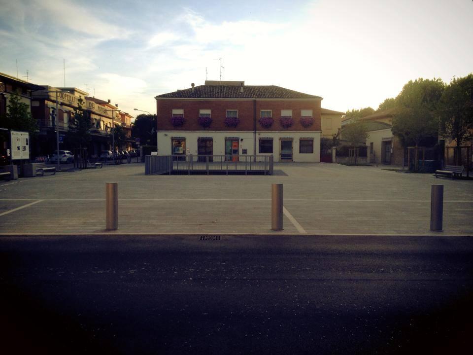 Piazza Pertini Gambettola